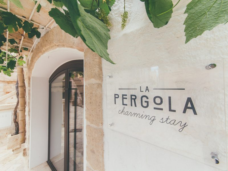 Pergola - Bed and Breakfast - Polignano a Mare (87)